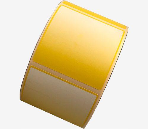Etiketten Gelb