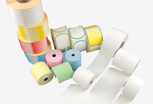 Papier & Etiketten